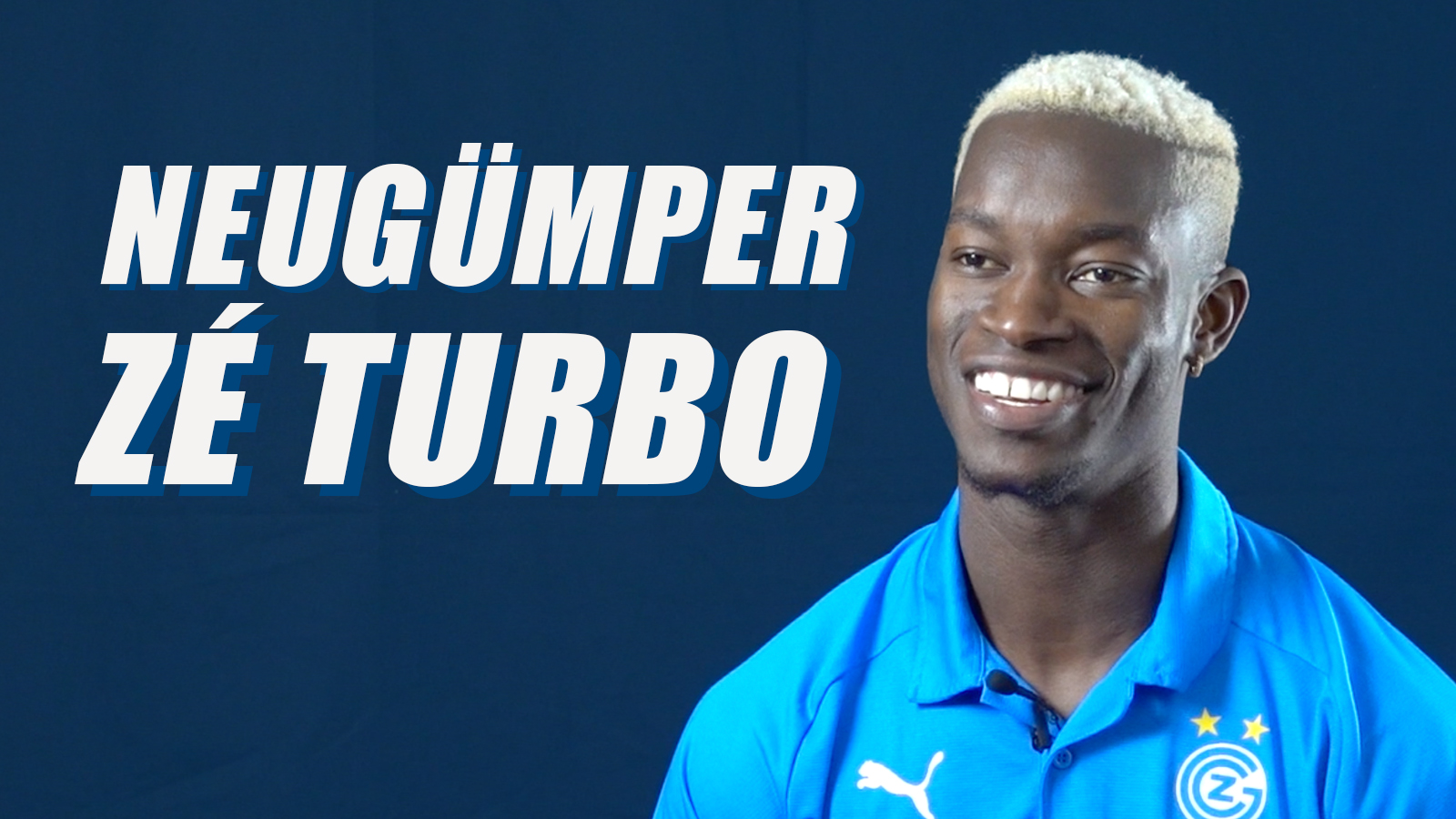 86TV | Neugümper mit Zé Turbo