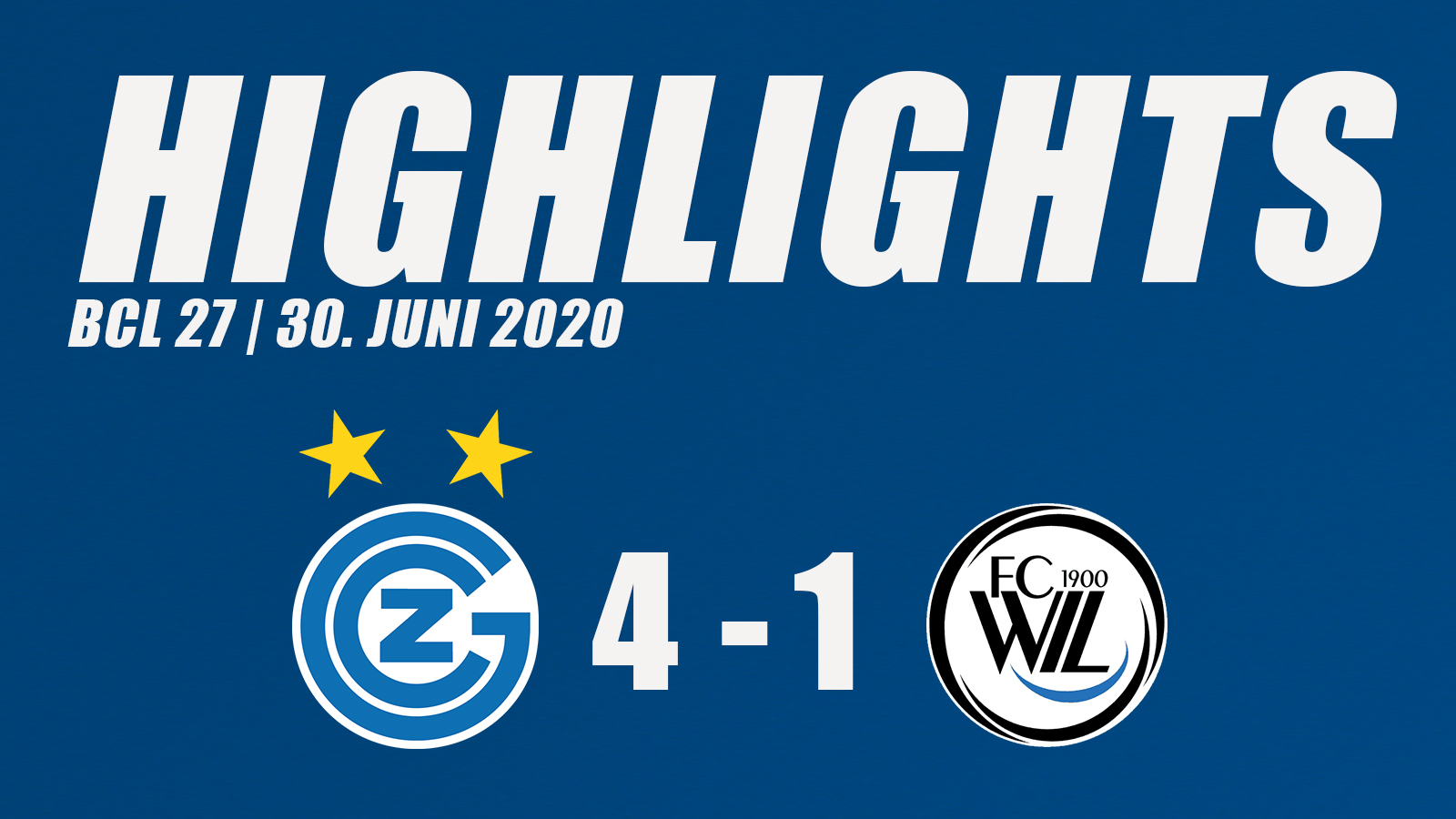 86TV | Highlights gegen Wil