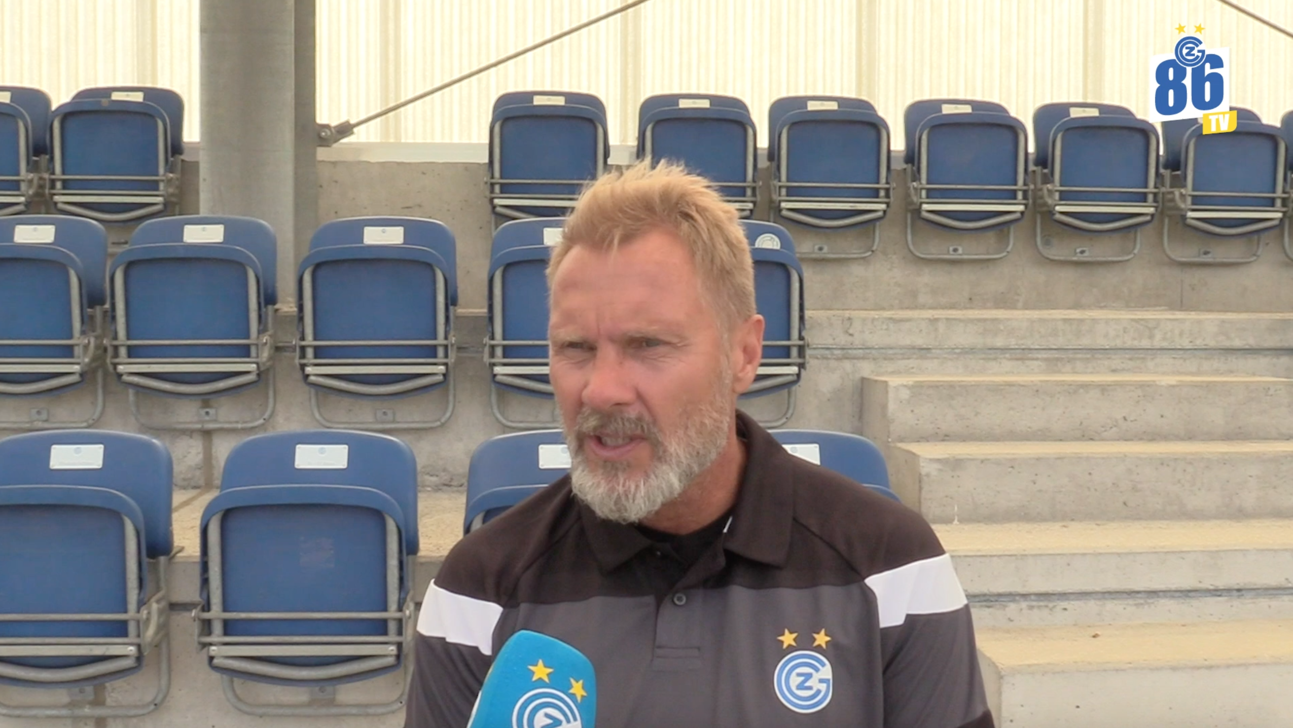 86TV | Thorsten Fink im Interview